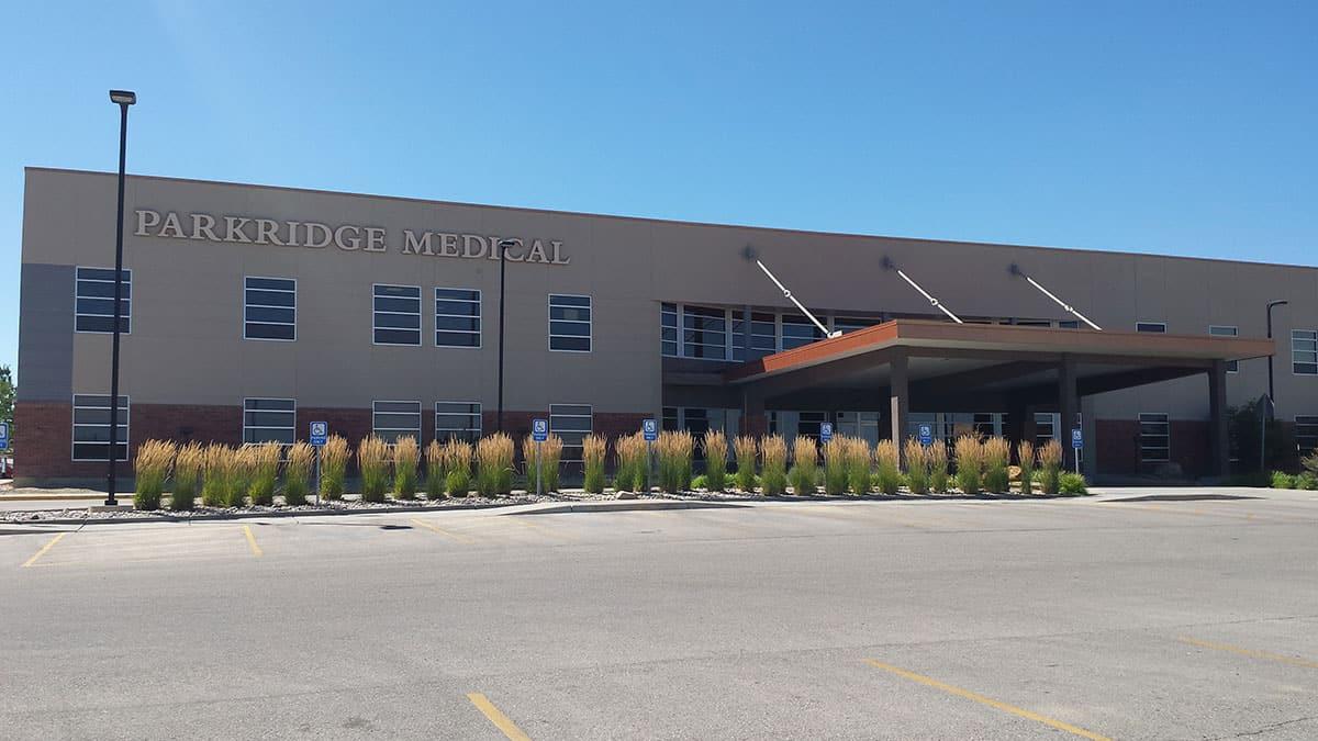 Park Ridge Medical Casper Granite Peak Development