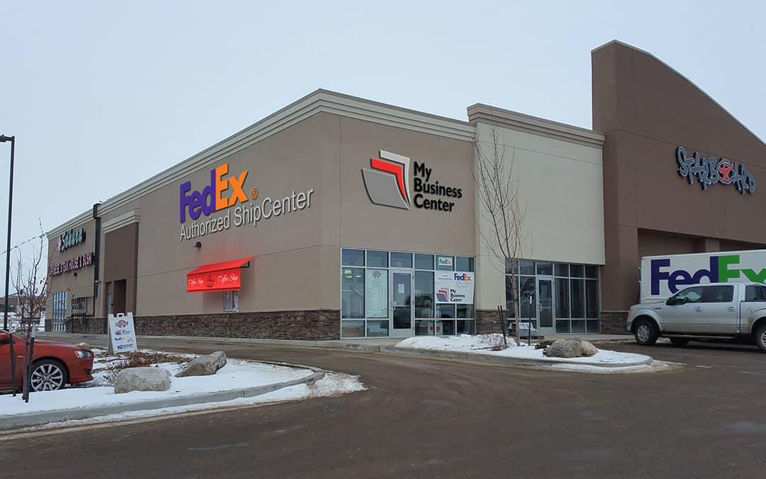 Williston Retail Center